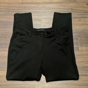 Andrew Marc Black Ankle Pants Size 14